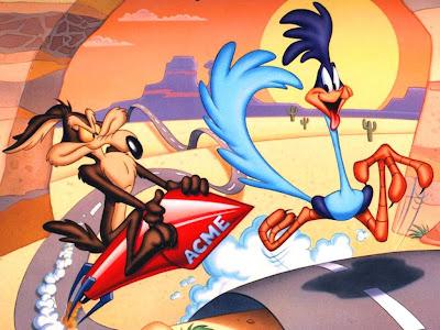 Los dibujos animados que te gustaban de niñ@. El+Coyote+vs+Correcaminos