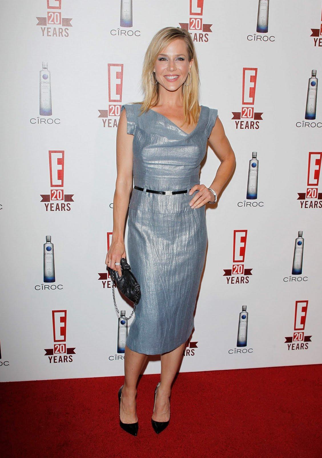 Julie Benz @ E! Entertainment's 20th Birthday Celebration