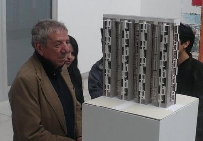 entrevista enrique ciriani arquitecto