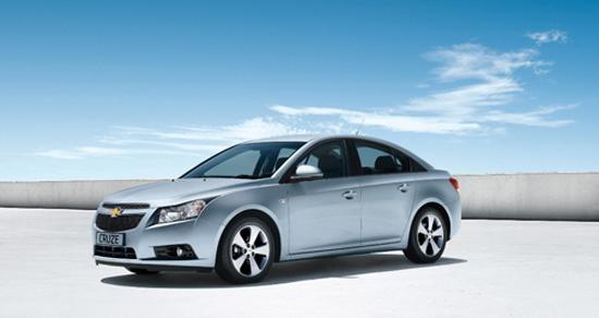 Precios de vehículos Chevrolet 2013. (En Uruguay)