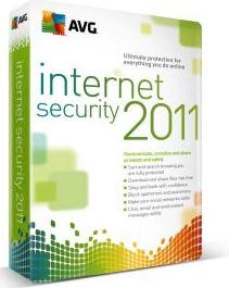 Download AVG Internet Security 2011 10.0.1191 Full Keys