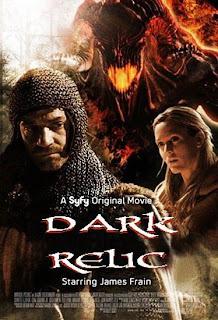 Filme Poster Dark Relic 480p HDTVRip RMVB legendado-Telona