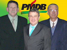 Bancada do PMDB no Legislativo Santiaguense