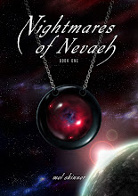 Nightmares of Nevaeh Cover Art