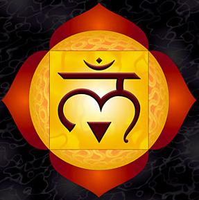 Breathing through it all...: First Chakra...root it down
