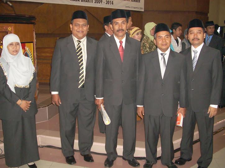 Fraksi PKS DPRD Jember