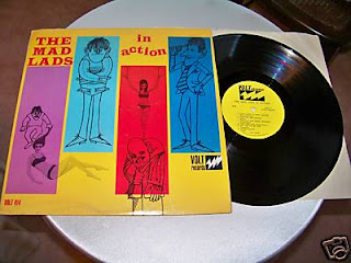 The Mad Lads - In Action (Volt 1966)