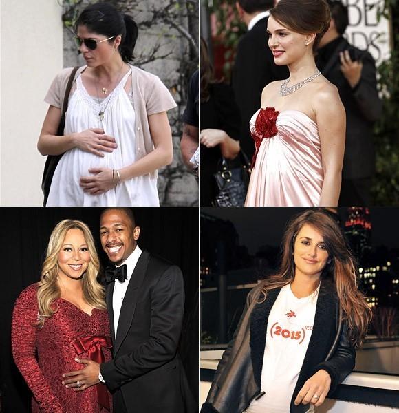 Celebrity Baby Boom Who's Expecting in 2011 - Oddetorium