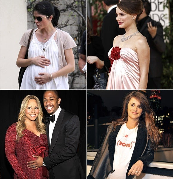 Pregnant Celebrities Photos, News and Videos | Just Jared