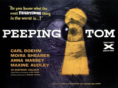 Peeping Tom, Martin Scorsese, Michael Powell