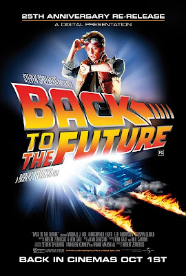 Back to the Future Re-Release