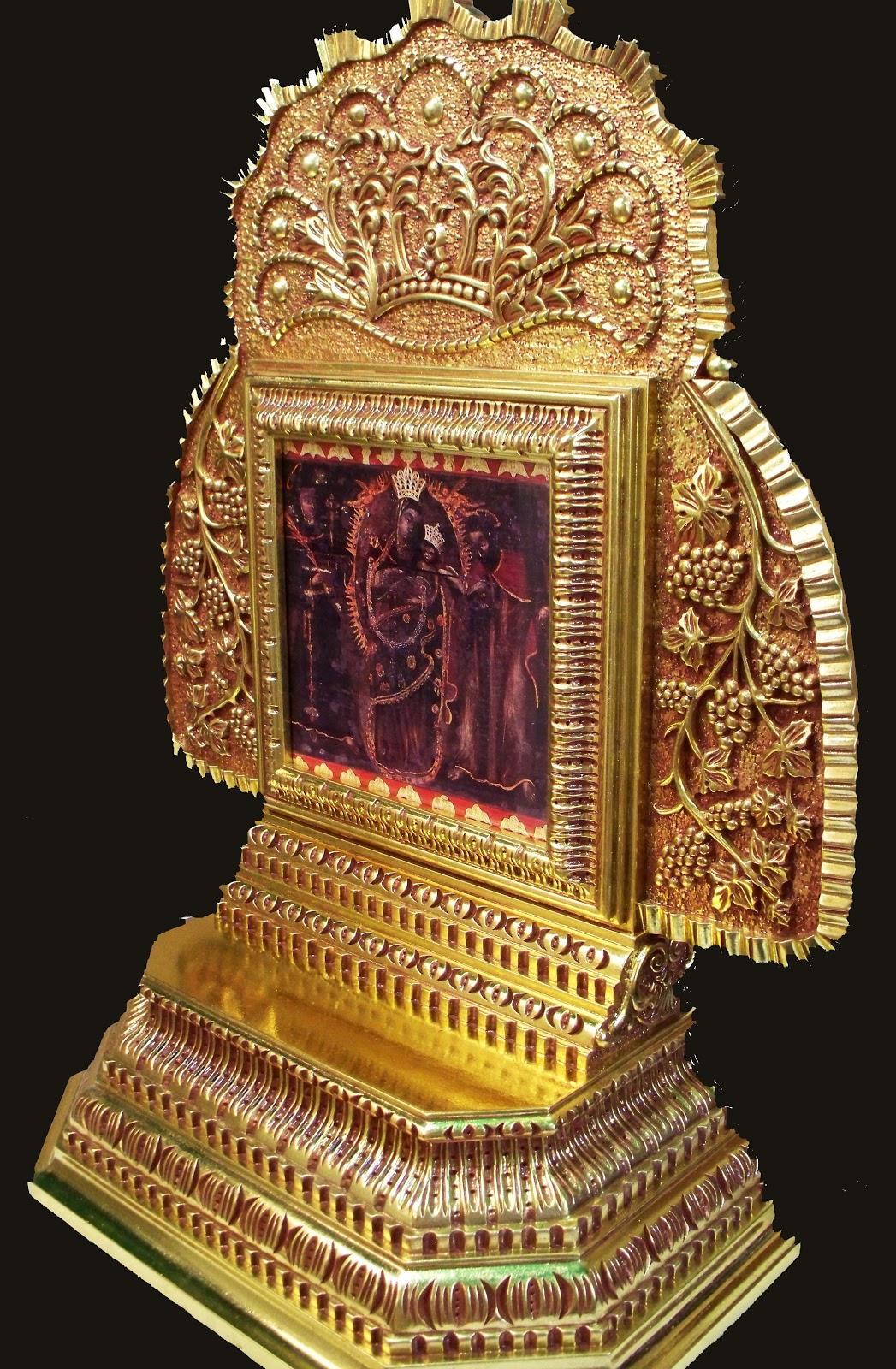 Copia del relicario de nuestra se ora del rosario de for Arquitectura sacro