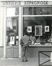 Blog La  historica Librairie Espagnole de Paris y Antonio Soriano