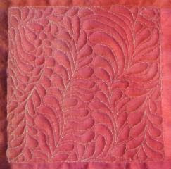 quilting | free motion quilting pattern