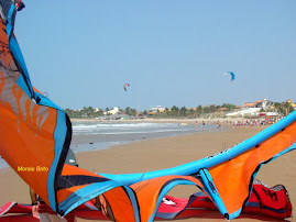 Kite - Litoral do Piauí