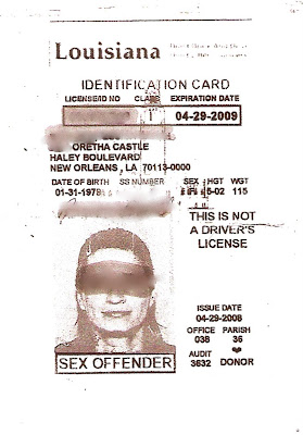 Prosecuting sex workers in New Orleans