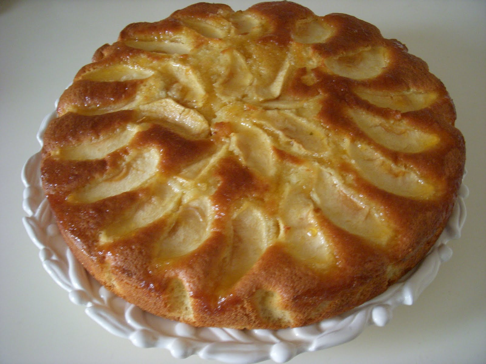 Elmalı Top Kek Tarifi