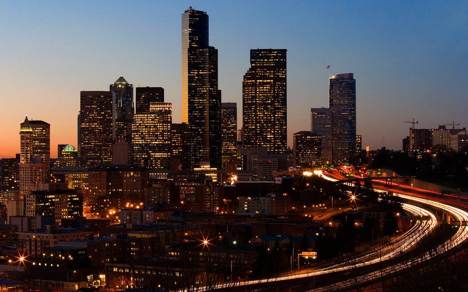 Best wallpaper night city lights wallpapers - Night light city wallpaper ...