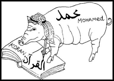 Muslim prophet Mohammad