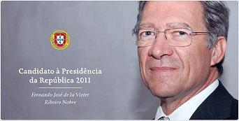 Blagosfera apoiou a candidatura do Dr.Fernando Nobre às Presidenciais 2011