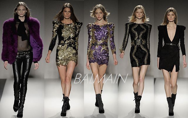 Balmain Fall Winter 2010/2011