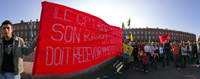 Communauté kurde Toulouse