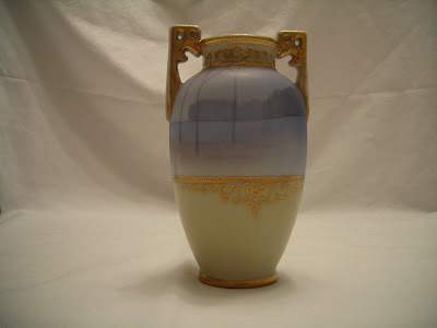 Antique Stuff Who What How Much Nippon Vase