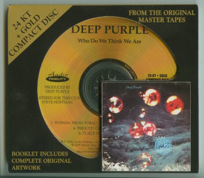 Deep Purple Who Do We Think We Are 2005 Gold 320 Kbps