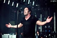 Trent Reznor s Nine Inch Nails na turné - webové aktivity