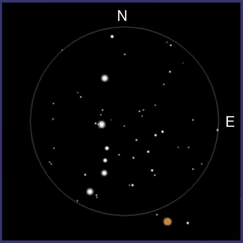 Cr69, cúmulo abierto en Orión CR69-02