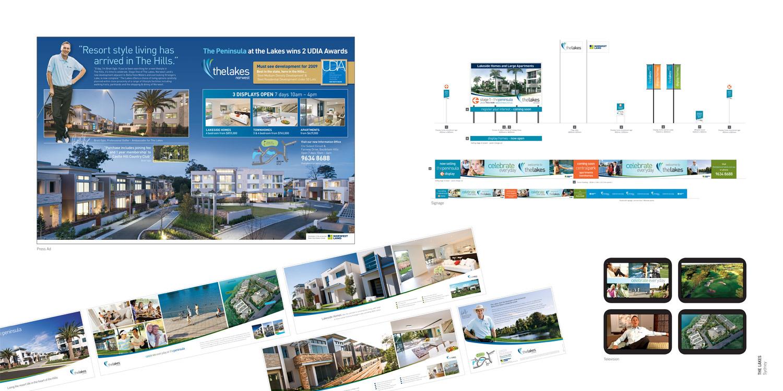contoh-contoh desain brosur hotel menarik