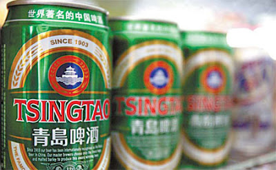 china, beer, travel