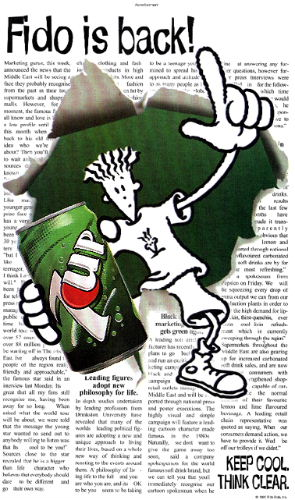 Paul Mccartney: fido dido