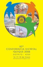 Afiche Distrital 2008