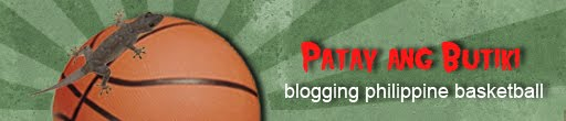 Patay Ang Butiki!!! | Blogging Philippine Basketball