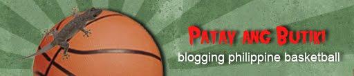 Patay Ang Butiki!!! | Blogging Philippine Basketball