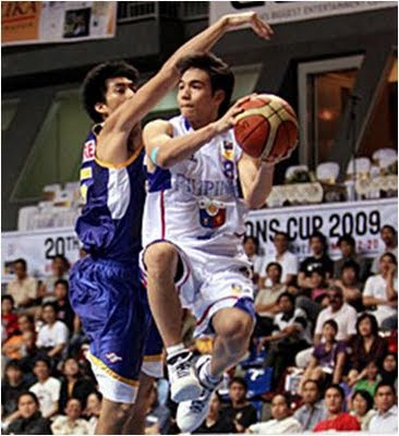 chris tiu of smart gilas