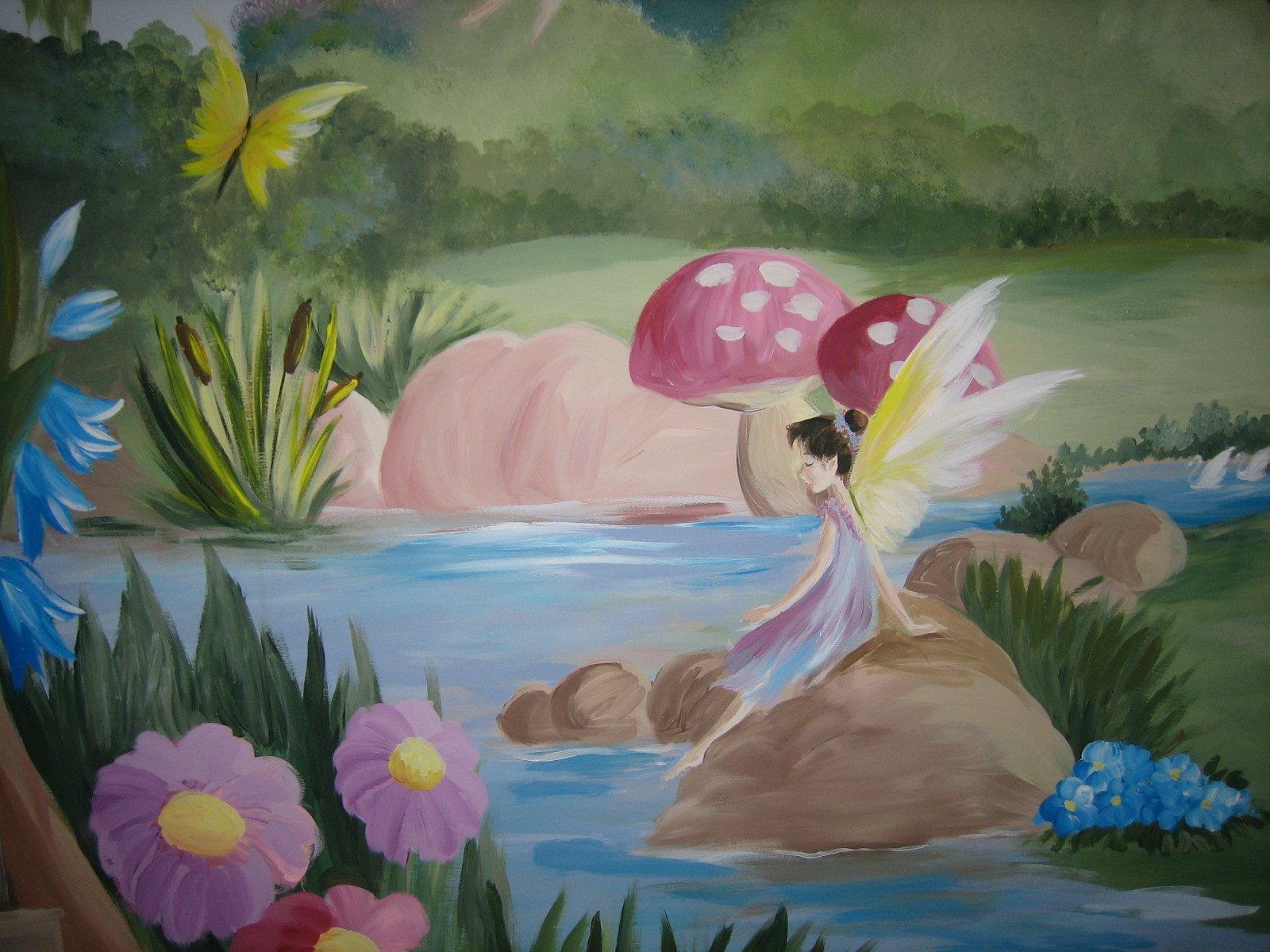 Ramya Black Fairy Land