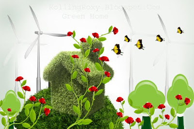 Designing of Green Home: How to Build Green Home
