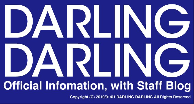 DARLING DARLING official infomation, with staff blog