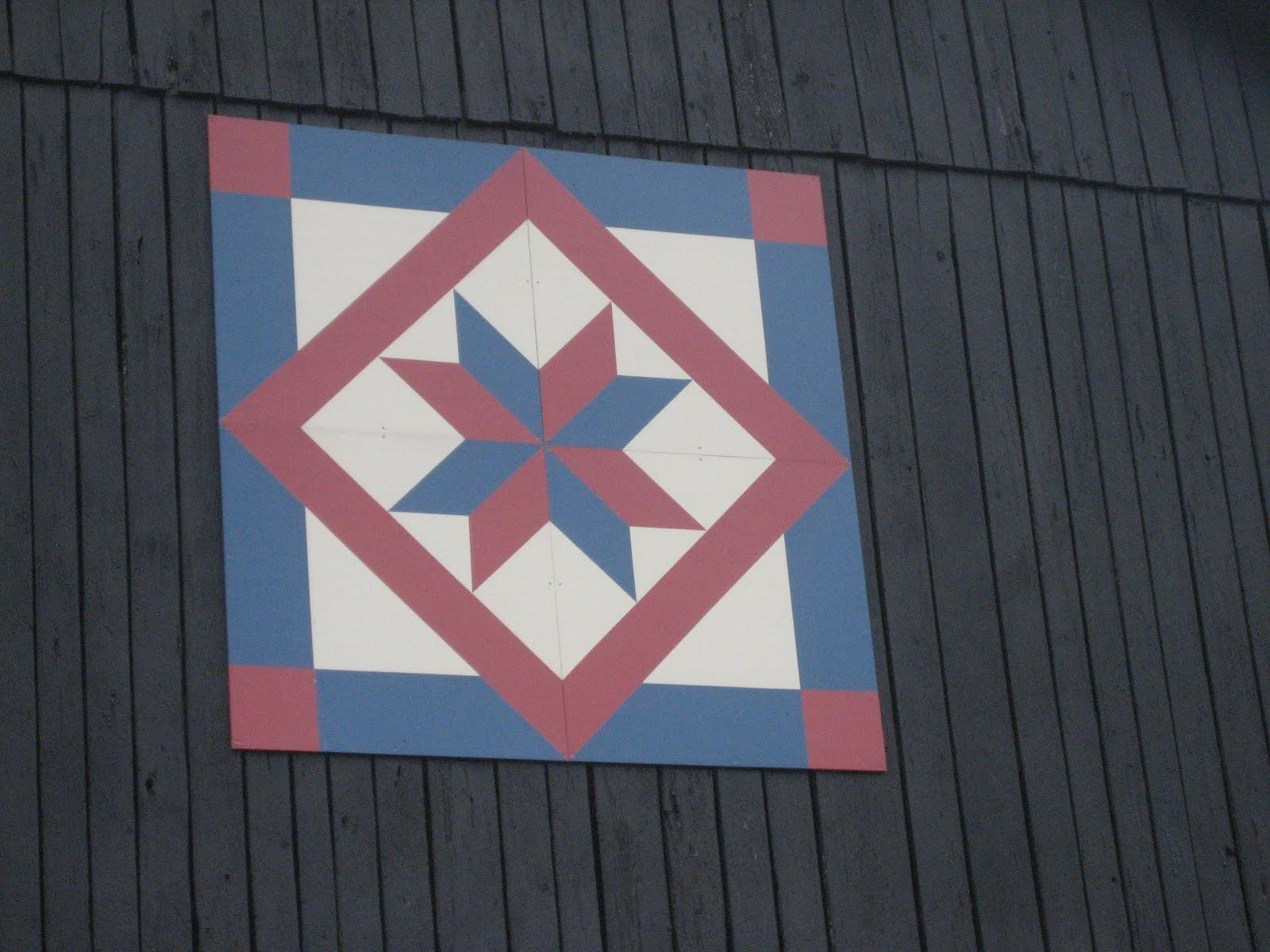Simple Amish Barn Quilt Patterns   Joy Studio Design ...