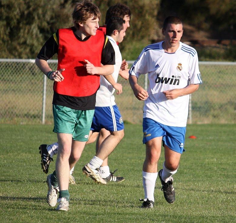 Walter Pless on Association Football: A-League and Viking Futsal men's ...