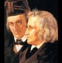Os Irmãos Grimm: Jacob (1785-1863) e Wilhelm (1786-1859)
