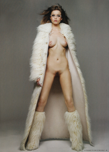 abbey lee nude