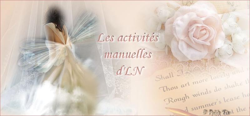 Les activités manuelles d'LN