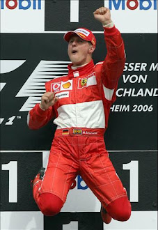 Schumi Jumps!