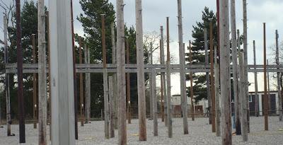 Pole yard