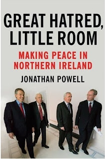 Cover of Great Hatred, Little Room - Making Peace in Northern Ireland by Jonathan Powell