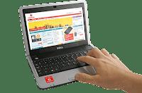 Vodafone-branded Dell Inspiron Mini 9 netbook