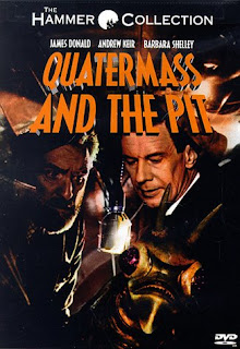 DVD cover for Quatermass and the Pit